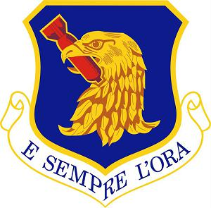Seal of Eglin Air Force Base