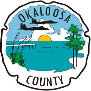 Seal of Okaloosa County Florida