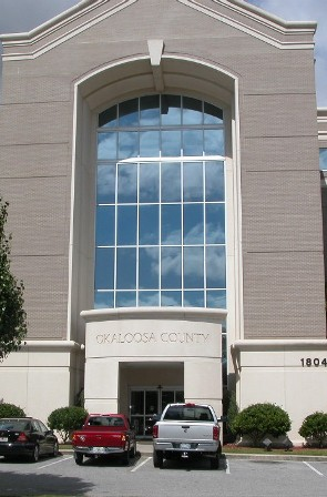 Picture of Okaloosa Water and Sewer Building