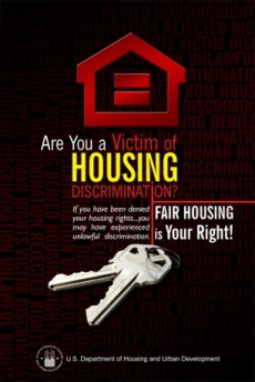 Fair housing act poster spanish