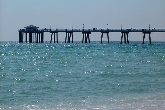 okaloosa island pier