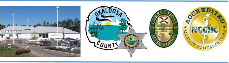 Corrections - Home | Okaloosa County